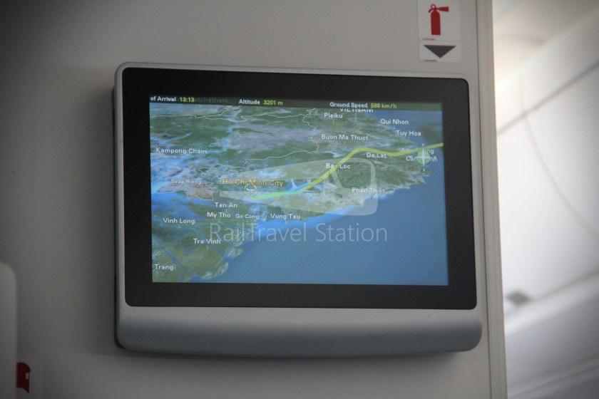 Vietnam Airlines VN409 ICN SGN 107