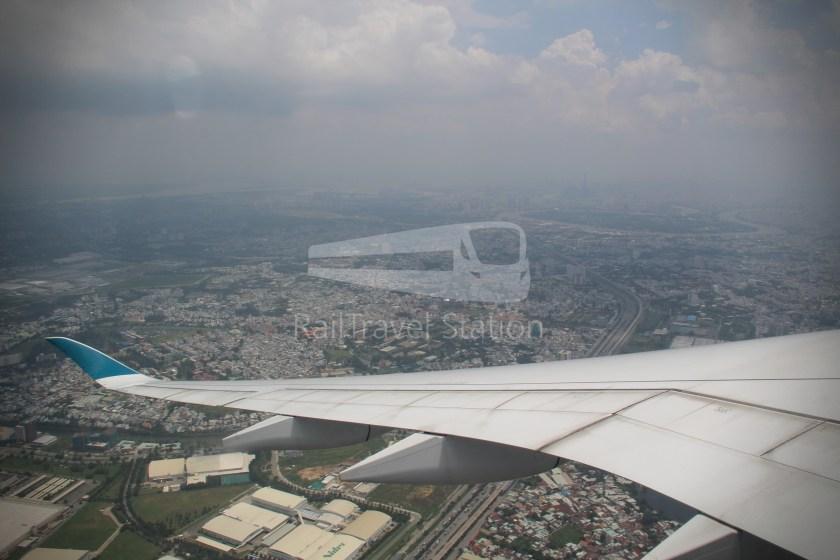 Vietnam Airlines VN409 ICN SGN 110
