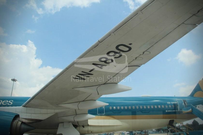Vietnam Airlines VN409 ICN SGN 140