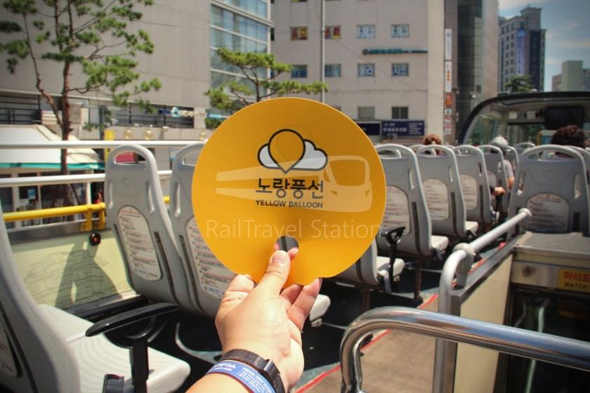 Yellow Balloon City Bus 012