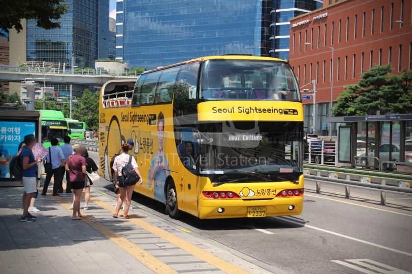 Yellow Balloon City Bus 054