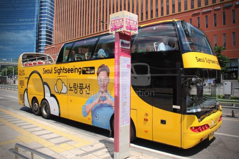 Yellow Balloon City Bus 056