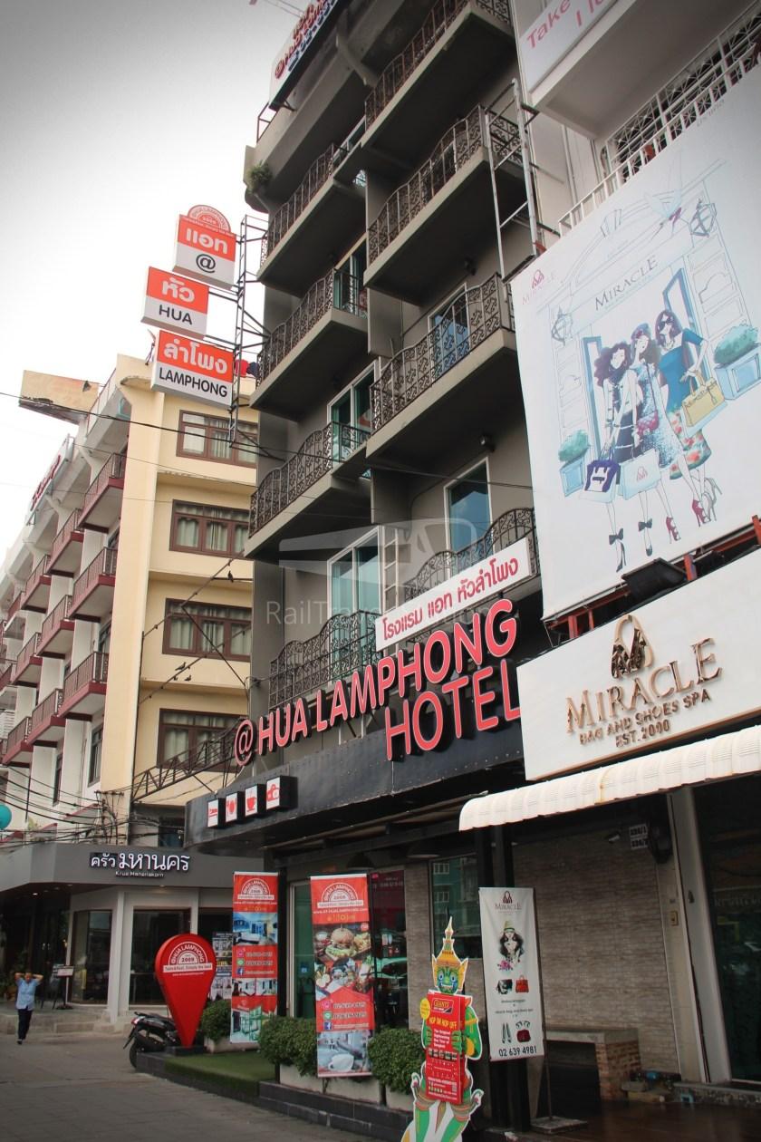 @Hua Lamphong Hotel Single 002