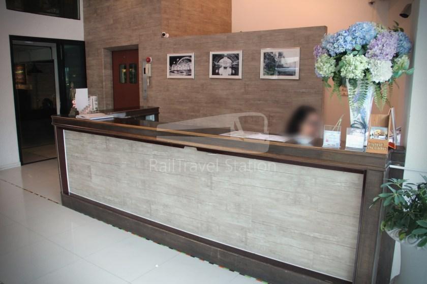 @Hua Lamphong Hotel Single 004