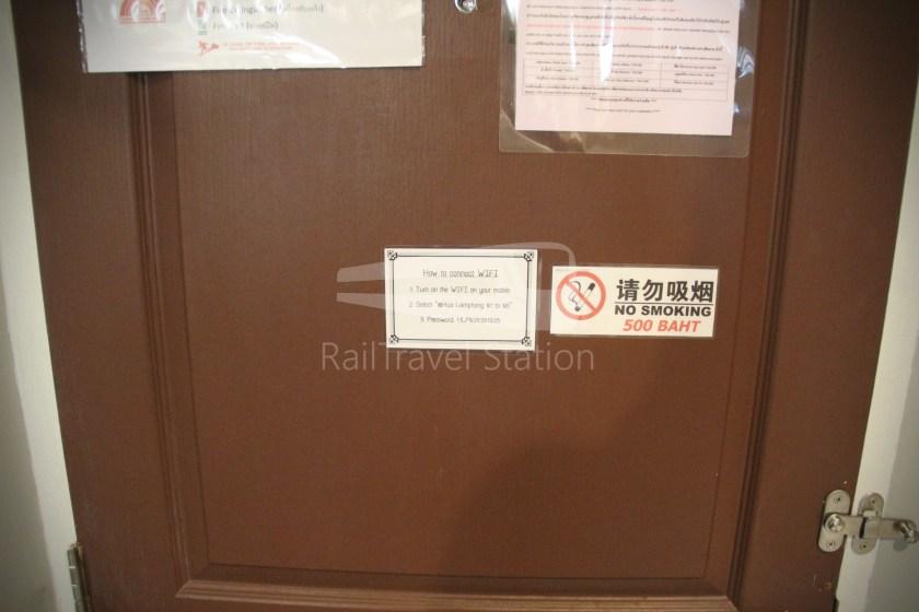 @Hua Lamphong Hotel Single 014