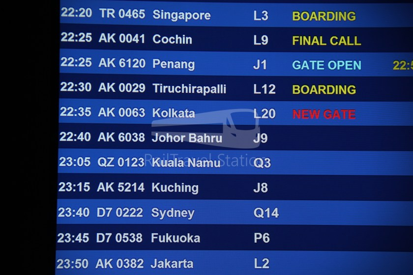 AirAsia AK5647 MYY KUL 060