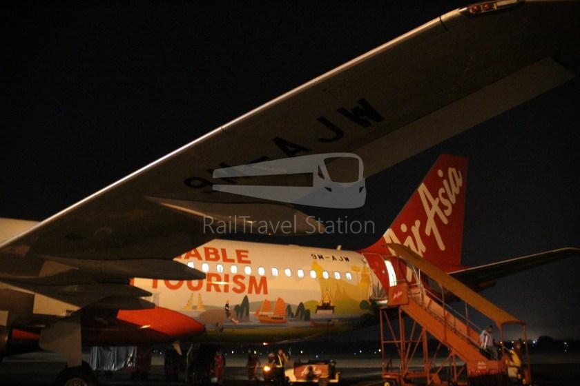 AirAsia AK6038 KUL JHB from MYY 045
