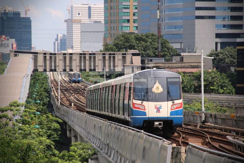 BTS Sukhumvit Line Ha Yaek Lat Phrao Extension 003