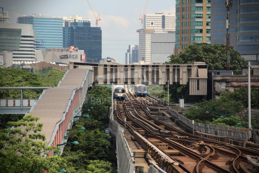 BTS Sukhumvit Line Ha Yaek Lat Phrao Extension 004