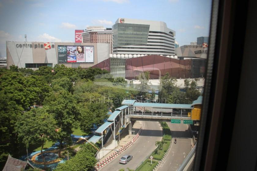BTS Sukhumvit Line Ha Yaek Lat Phrao Extension 021