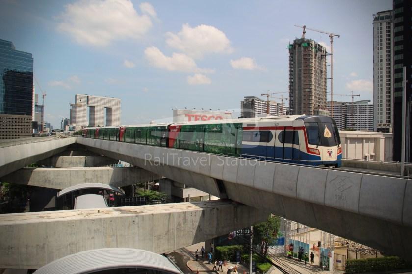 BTS Sukhumvit Line Ha Yaek Lat Phrao Extension 027