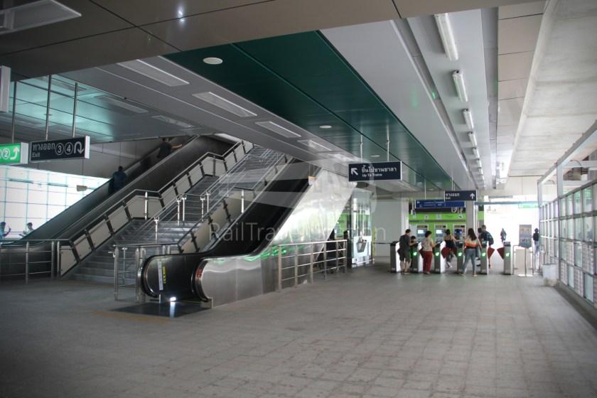 BTS Sukhumvit Line Ha Yaek Lat Phrao Extension 038