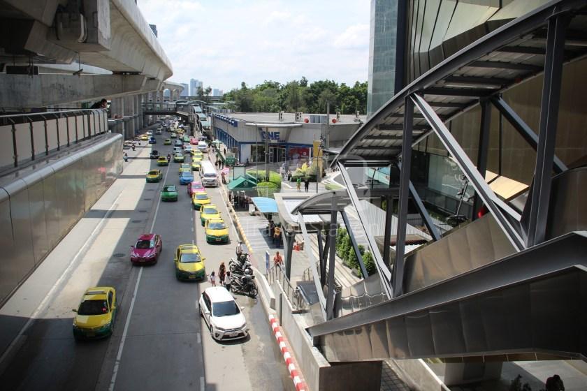 BTS Sukhumvit Line Ha Yaek Lat Phrao Extension 062