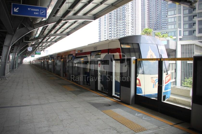 BTS Sukhumvit Line Ha Yaek Lat Phrao Extension 081