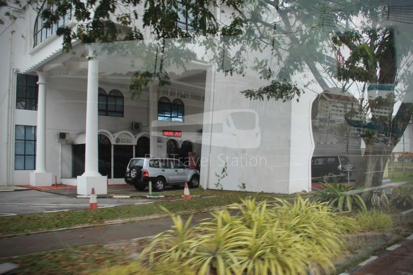 Brunei-Muara Service 01C BSB Bus Terminal Clockwise 011