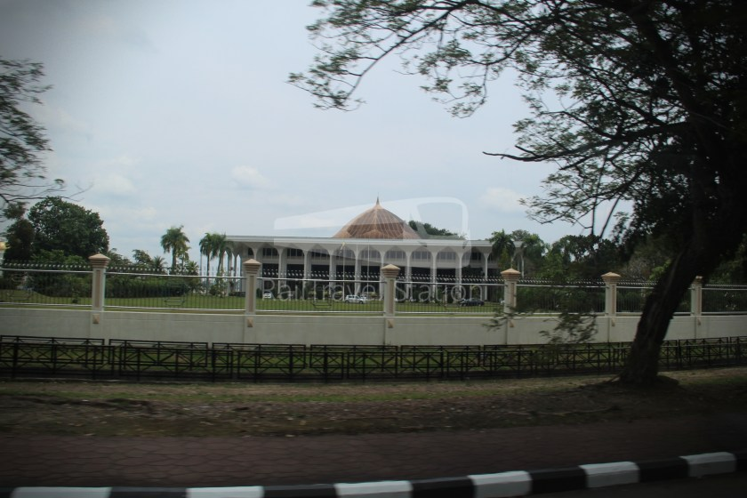 Brunei-Muara Service 01C BSB Bus Terminal Clockwise 017