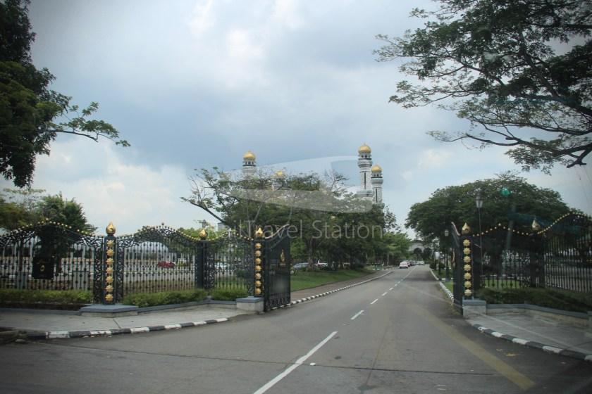 Brunei-Muara Service 01C BSB Bus Terminal Clockwise 024