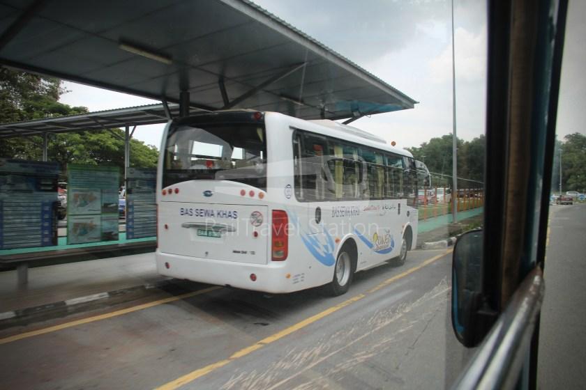 Brunei-Muara Service 01C BSB Bus Terminal Clockwise 026