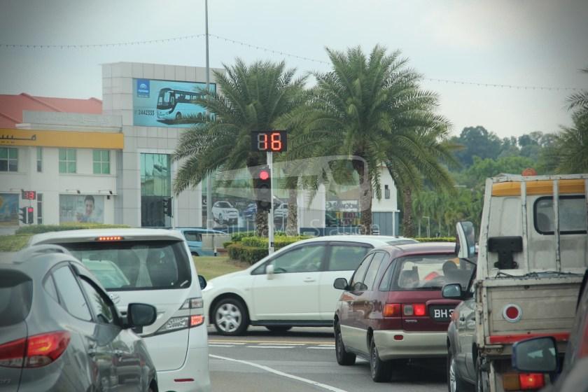Brunei-Muara Service 01C BSB Bus Terminal Clockwise 030