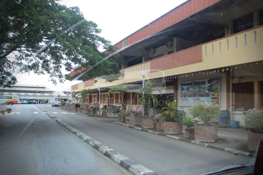 Brunei-Muara Service 01C BSB Bus Terminal Clockwise 035