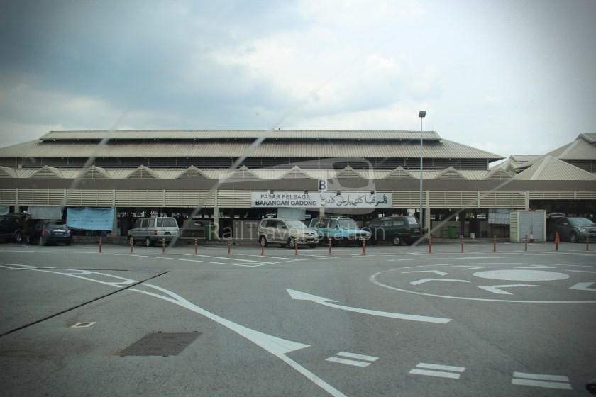 Brunei-Muara Service 01C BSB Bus Terminal Clockwise 036