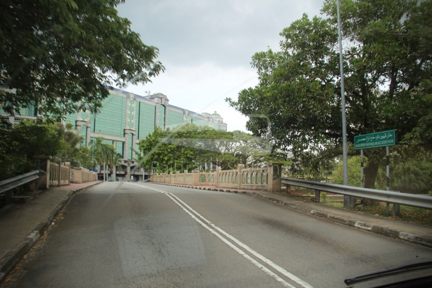 Brunei-Muara Service 01C BSB Bus Terminal Clockwise 037