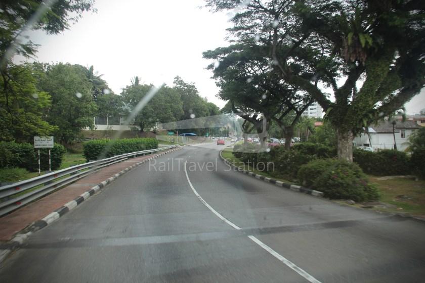 Brunei-Muara Service 01C BSB Bus Terminal Clockwise 055