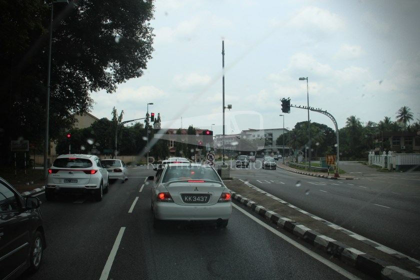 Brunei-Muara Service 01C BSB Bus Terminal Clockwise 058