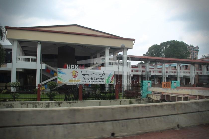 Brunei-Muara Service 01C BSB Bus Terminal Clockwise 065