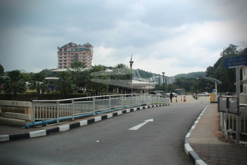 Brunei-Muara Service 01C BSB Bus Terminal Clockwise 067