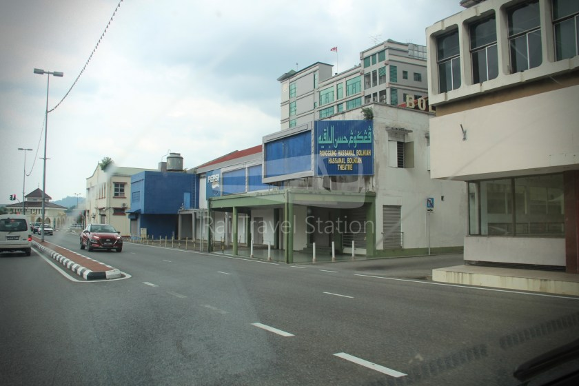 Brunei-Muara Service 01C BSB Bus Terminal Clockwise 068