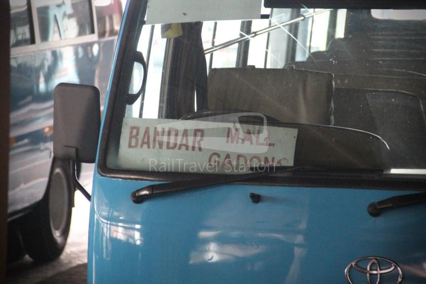 Brunei-Muara Service 01C BSB Bus Terminal Clockwise 078