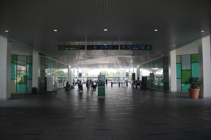 Brunei-Muara Service 24 Brunei International Airport BSB Bus Terminal 001