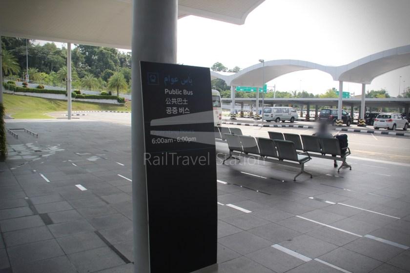 Brunei-Muara Service 24 Brunei International Airport BSB Bus Terminal 005