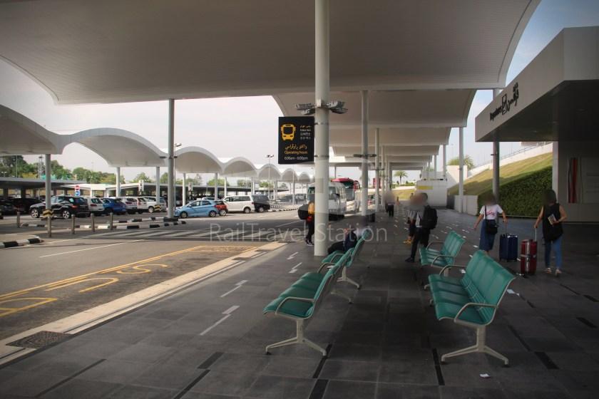 Brunei-Muara Service 24 Brunei International Airport BSB Bus Terminal 006