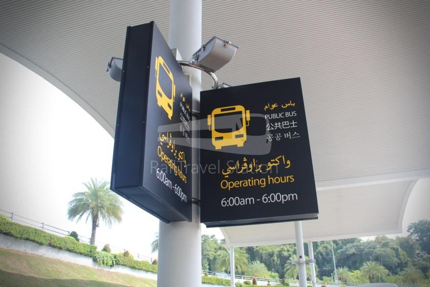 Brunei-Muara Service 24 Brunei International Airport BSB Bus Terminal 008