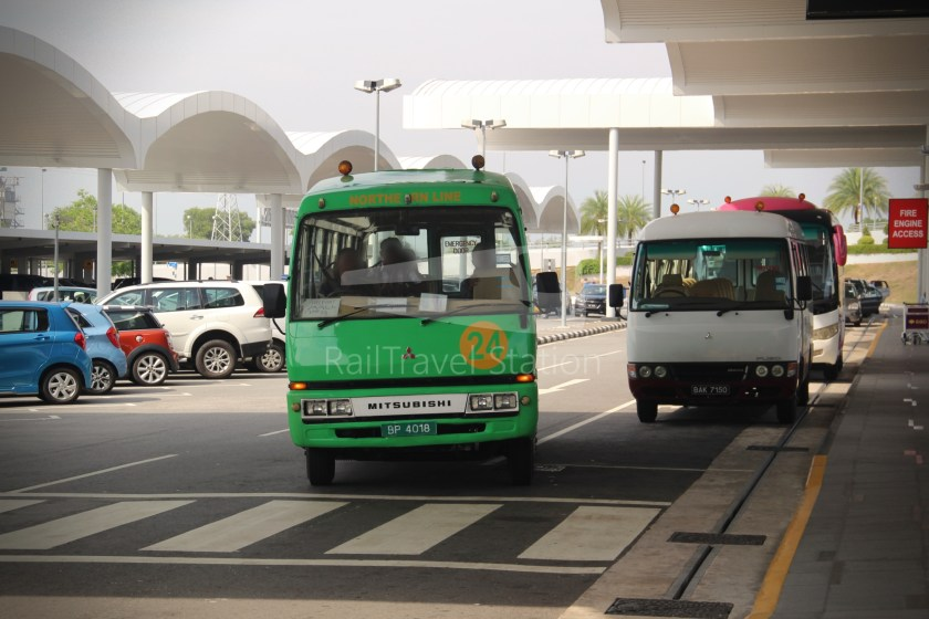 Brunei-Muara Service 24 Brunei International Airport BSB Bus Terminal 009