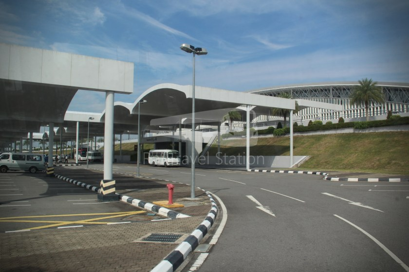 Brunei-Muara Service 24 Brunei International Airport BSB Bus Terminal 012