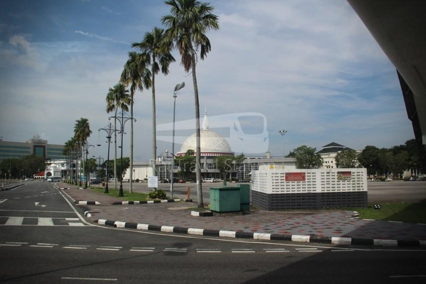 Brunei-Muara Service 24 Brunei International Airport BSB Bus Terminal 028