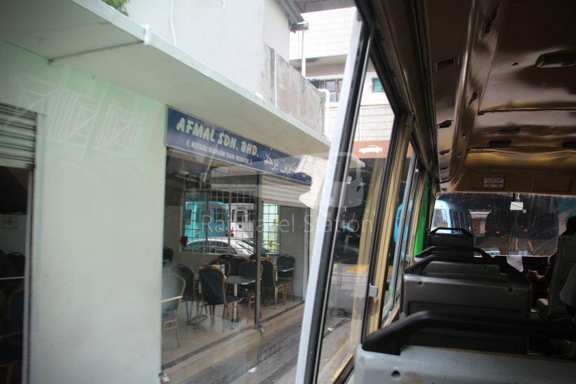 Brunei-Muara Service 24 Brunei International Airport BSB Bus Terminal 033