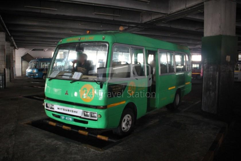 Brunei-Muara Service 24 Brunei International Airport BSB Bus Terminal 036