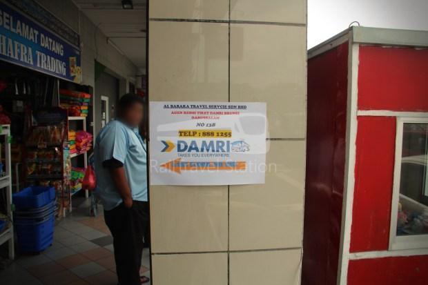 DAMRI Brunei 004