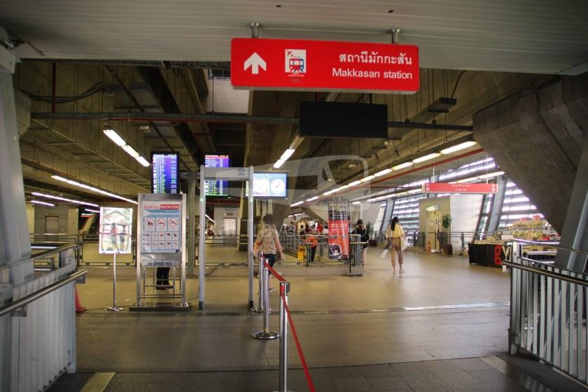 SARL City Line Makkasan Suvarnabhumi Airport 005
