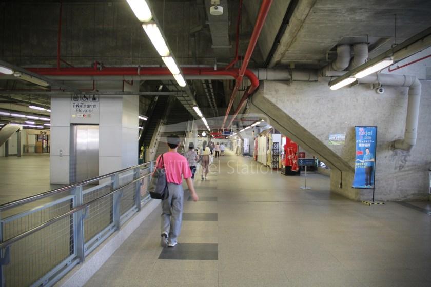 SARL City Line Makkasan Suvarnabhumi Airport 006