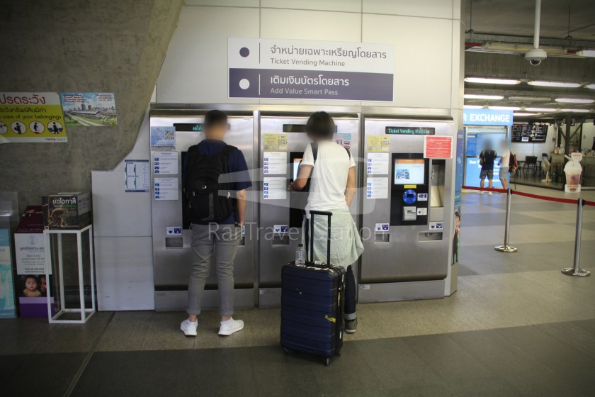 SARL City Line Makkasan Suvarnabhumi Airport 007