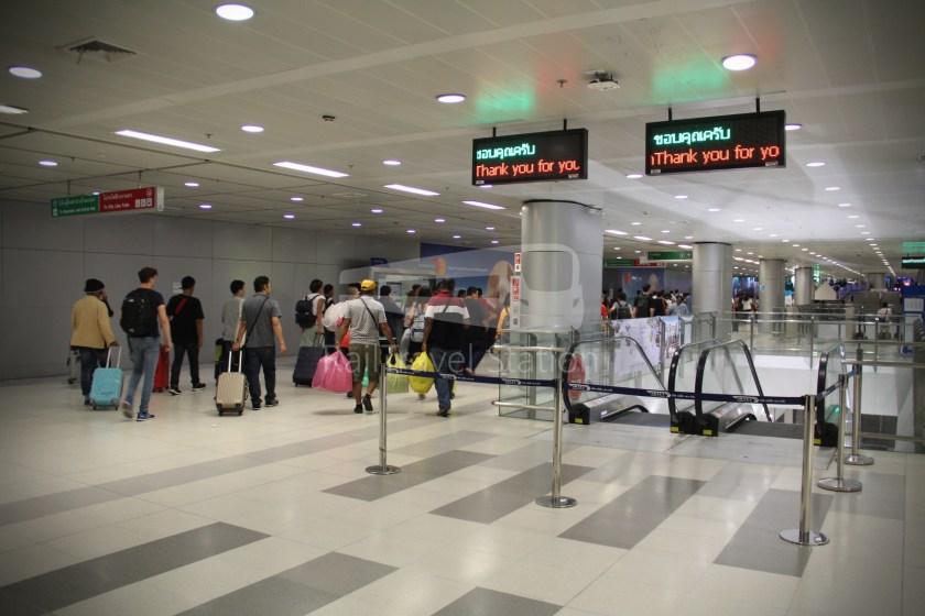 SARL City Line Makkasan Suvarnabhumi Airport 028