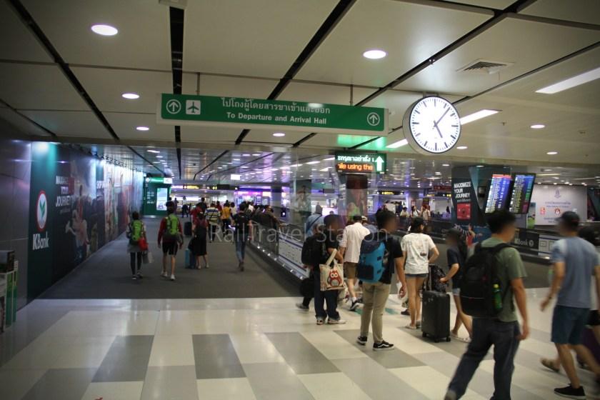 SARL City Line Makkasan Suvarnabhumi Airport 031