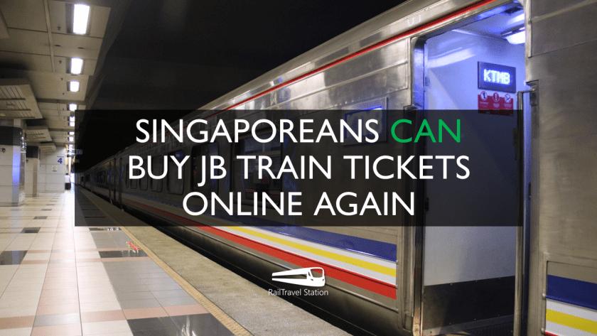 Shuttle Tebrau Singaporeans Can Buy JB Train Tickets Online Again