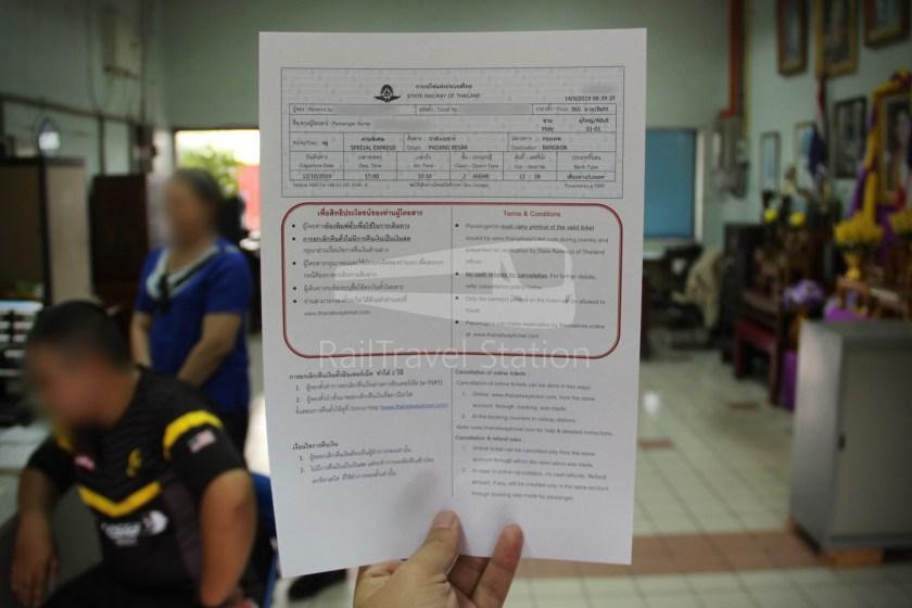 Special Express 46 Padang Besar Bangkok Hua Lamphong 005