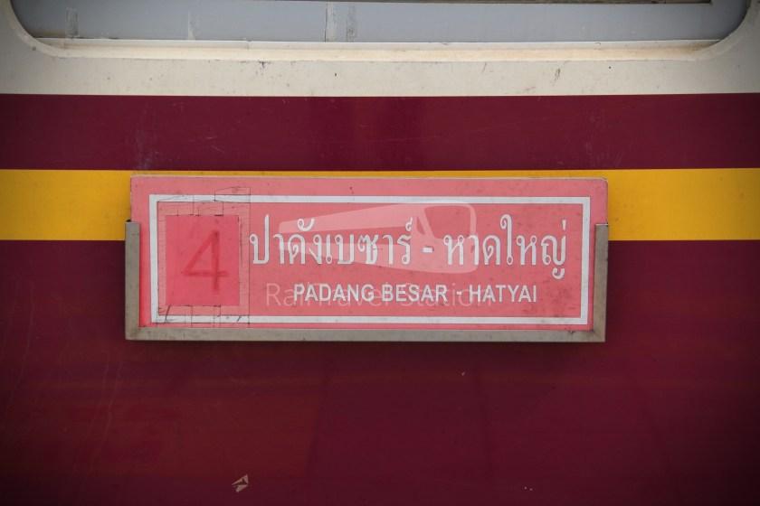 Special Express 46 Padang Besar Bangkok Hua Lamphong 008